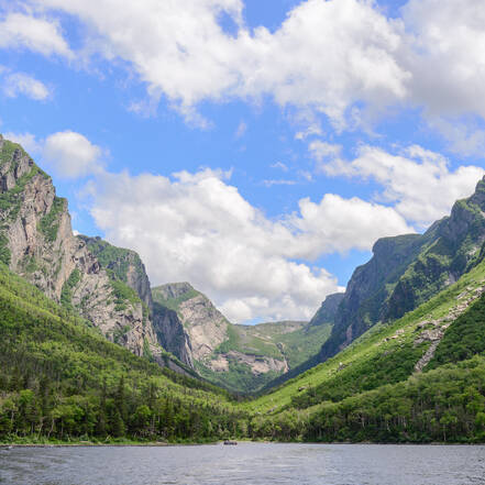 Oost-Canada Gros Morne National Park
