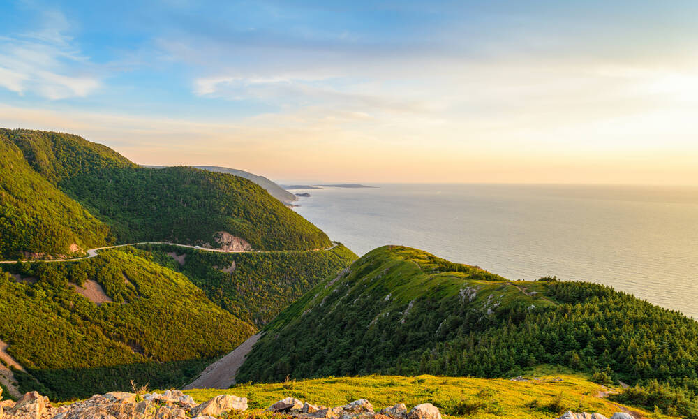 Oost-Canada Cape Breton Highlands National Park