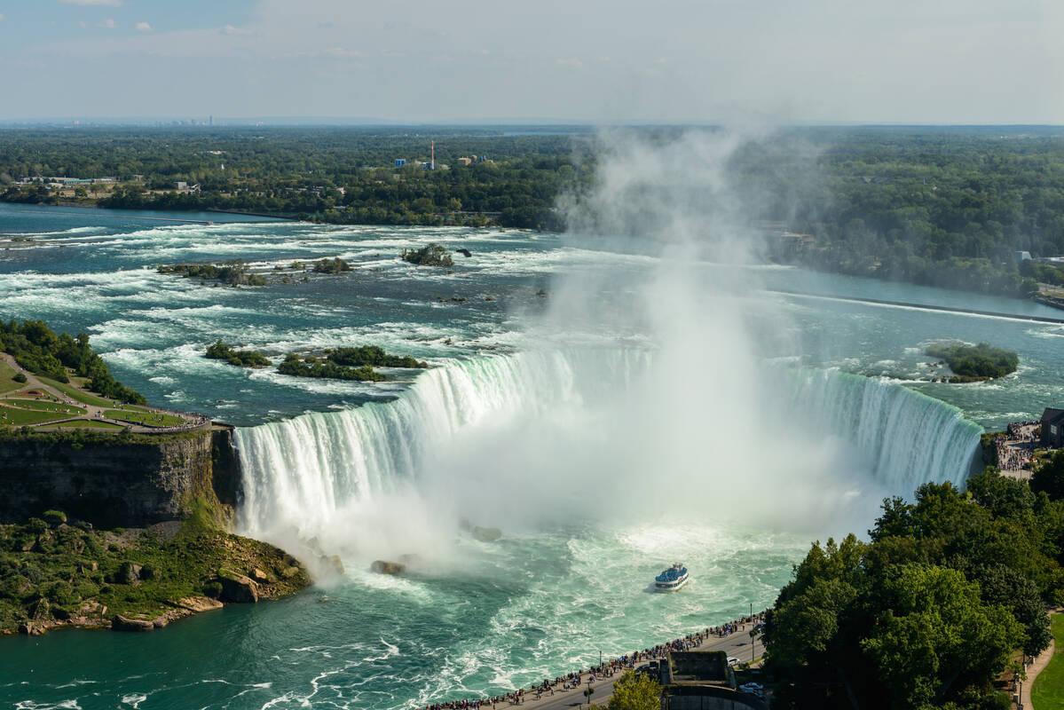 Bezienswaardigheden Niagara Falls Tioga Tours
