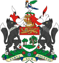 Coat of Arms Prince Edward Island