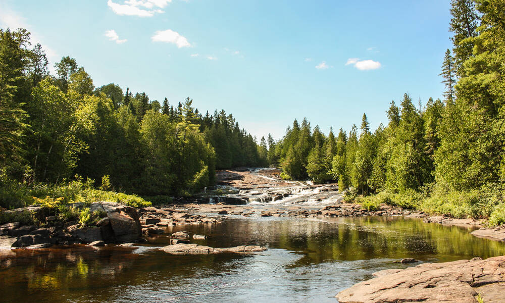 Oost-Canada La Mauricie National Park
