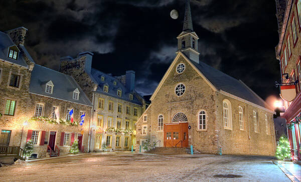 Place Royale, Old Town, Quebec