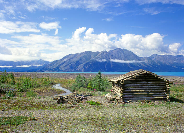Kluane National Park in Yukon