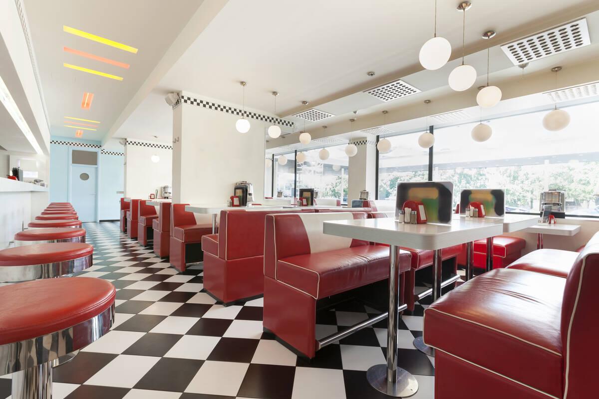 Een Amerikaans Icoon De Diner Tioga Tours