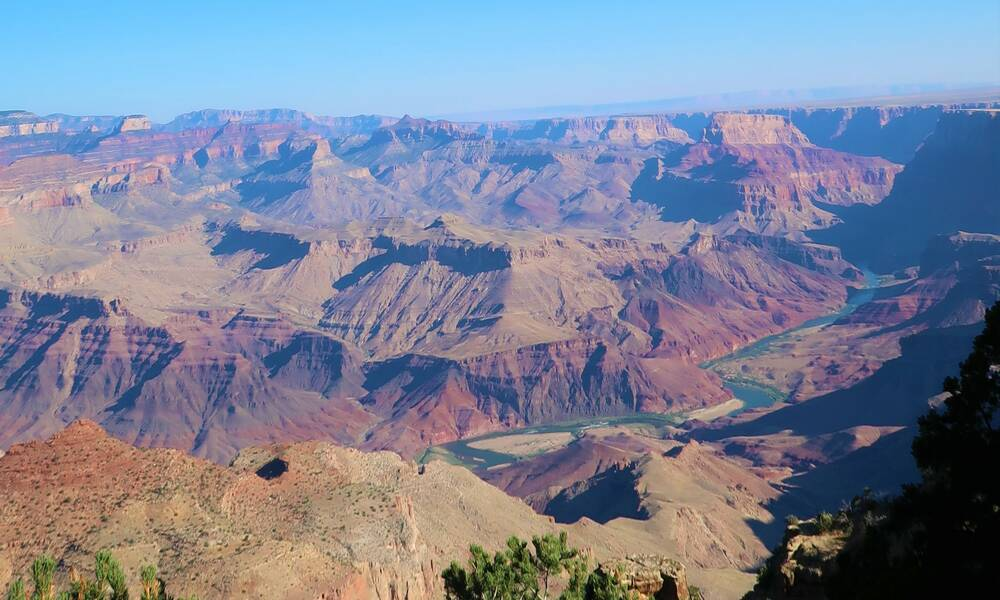 Een absolute must-see in Amerika: de Grand Canyon