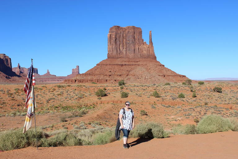 Monument Valley, reistip Tioga Tours