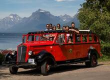 Red Bus Tours Glacier National Park