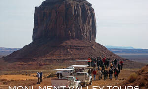 Monument Valley jeep tour