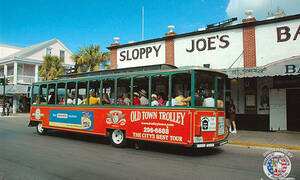 key west bustour