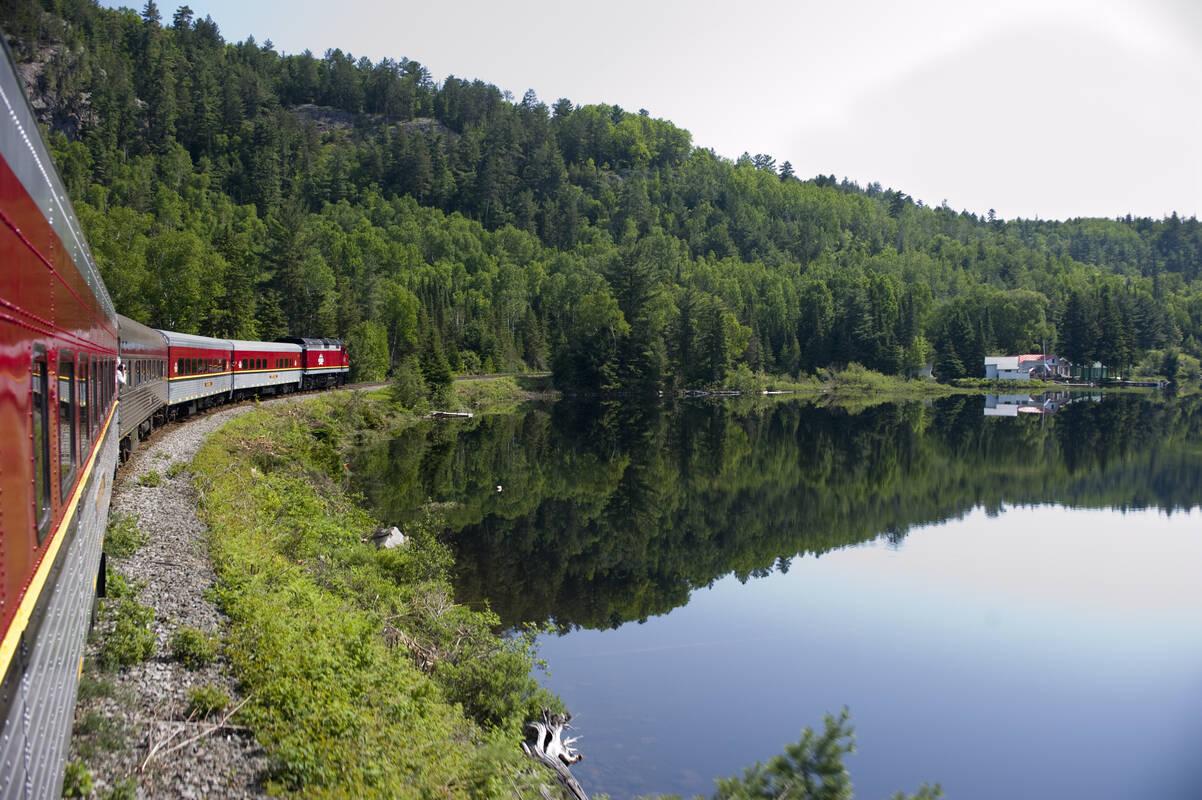 Sault Sainte Marie Train Tour