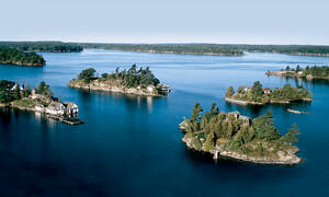 rockport gananoque 1000 islands cruise