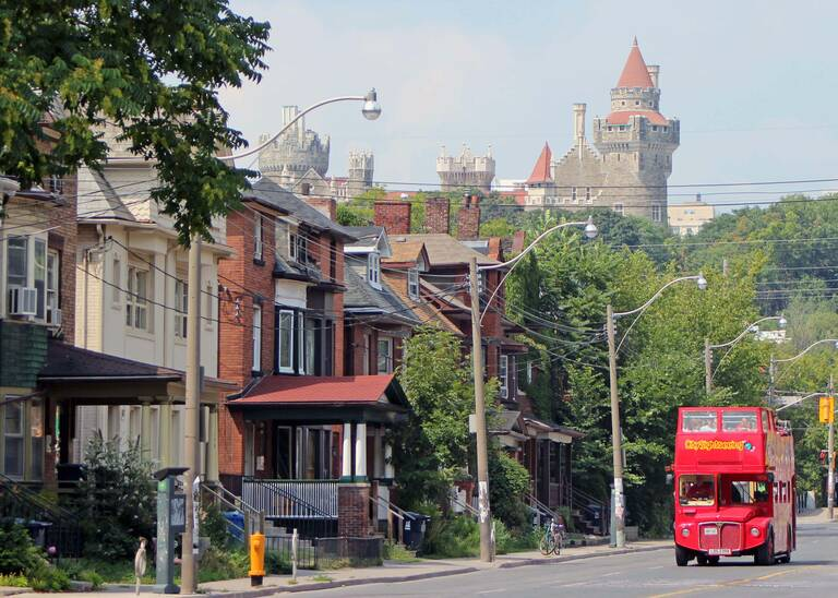 Excursies Toronto stedentrip