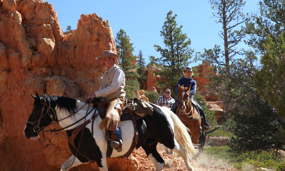 Red Canyon Horseback Adventure