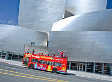 Hop-on Hop-off Bus Tour, Downtown LA