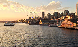 Harbor Cruise Seattle