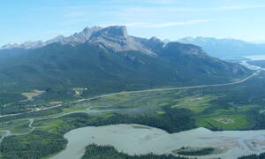 Helikoptertour in Jasper National Park Canada