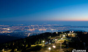 Grouse Mountain excursie in Vancouver