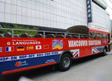 vancouver hop-on hop-off bustour