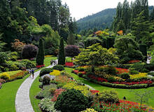 The Butchart Gardens Experience