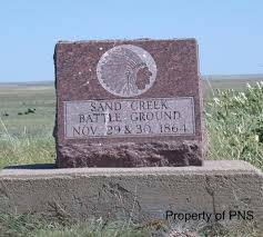 1864: Sand Creek Massacre