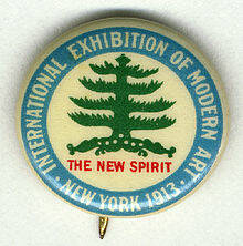 1913: Armory Show New York