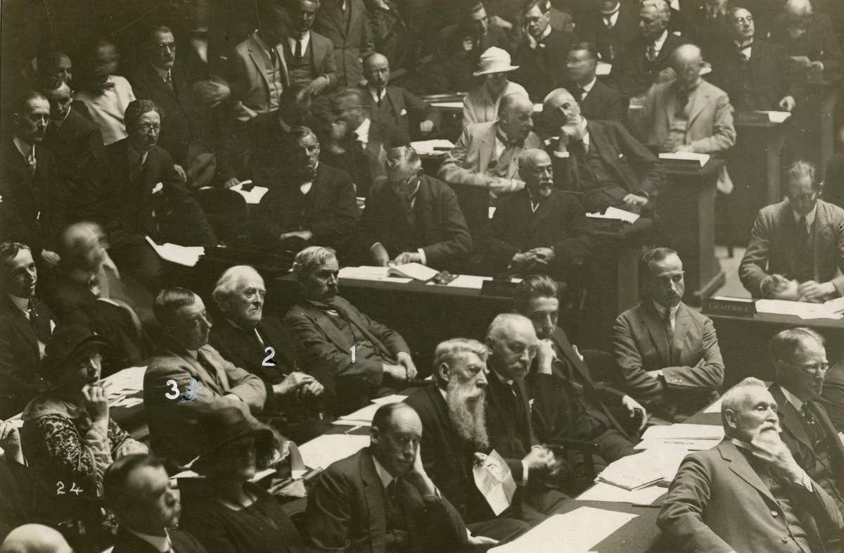 1945 De Oprichting Van De Verenigde Naties