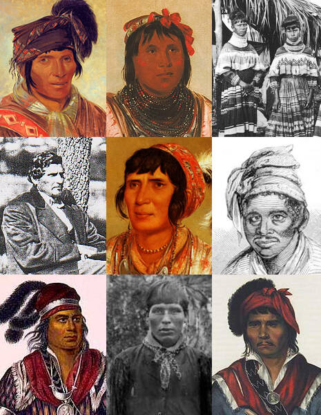 a look at the seminoles of native america Native american tribes: the history and of north america's most famous native tribes in american tribes: the history and culture of the.