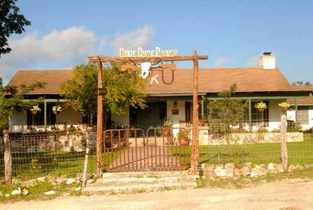 ranch dixie dude texas