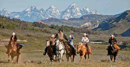 Ranches, Rockies & Yellowstone