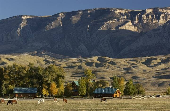 wyoming hideout ranch